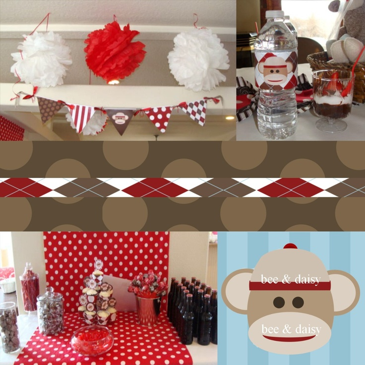 Best 25 Monkey Party Decorations Ideas On Pinterest Monkey Decorations Monkey Birthday And
