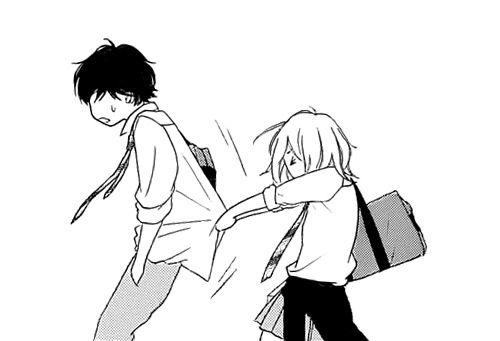 Kou & Futaba ♥ | Funny Moment - Ao Haru Ride / Blue Spring Ride
