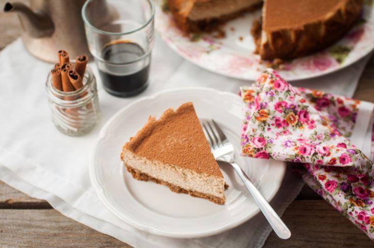 Cheesecake s príchuťou Tiramisu