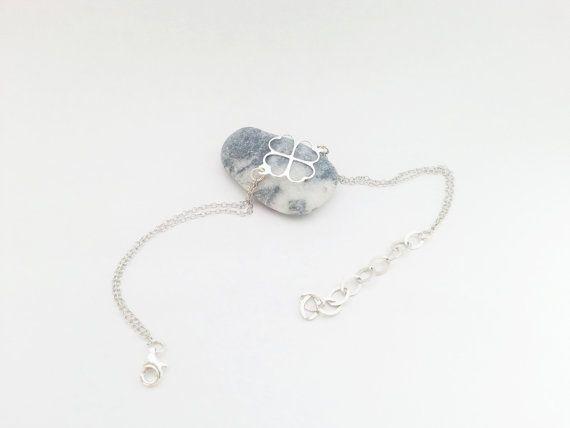 Custom order sterling silver bracelets with 4 by MKedraWedding