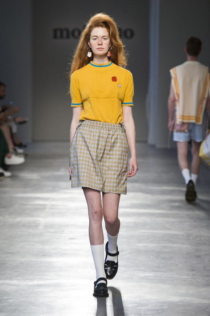 "MOTO GUO SS 17 ""PICNIC IN THE SOCIETY"" LOOK 11"
