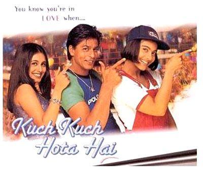 """Kuch Kuch Hota Hai"" Bollywood Movie Song Free Download"
