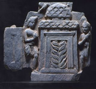 Gandharan Archives Kurita: The Buddha and the Black Serpent In the Fire Temple 2