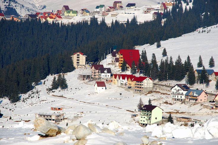 Rânca Resort, Parâng Mountains, Romania (photo by N. Angelescu)