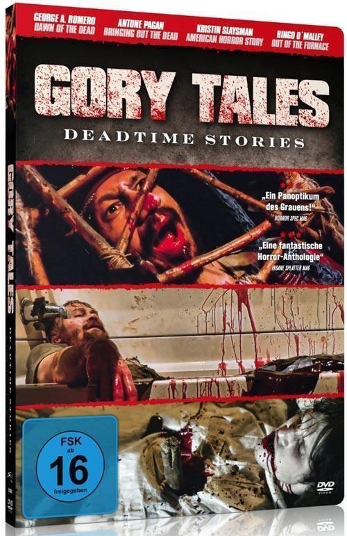 Gory Tales von Matt Walsh, Tom Savini | DVD | neu