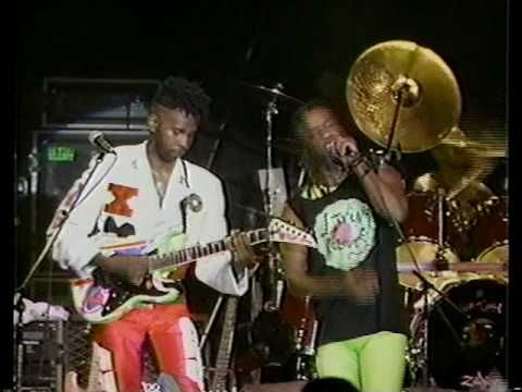 """Living Colour- """"Cult of Personality"""" Live in Auburn 1988 - YouTube"""