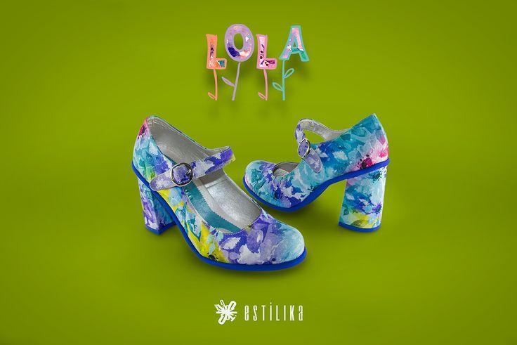 Te gustan nuestros zapatos de tacón Estilika Lola? ahora pudes visitarnos en nuestro sitio https://www.facebook.com/estilika/   Estílika #mujer #tendencia #moda #zapatos #diseñoindependiente #talentocolombiano