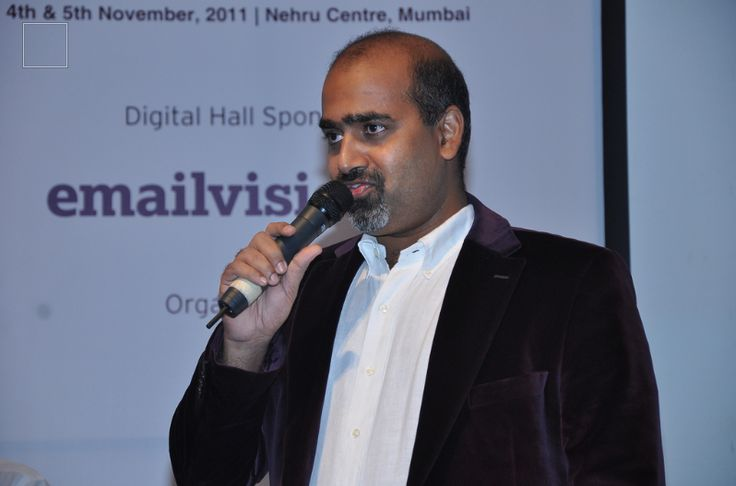 Subhakar Rao Surapaneni at marketing event