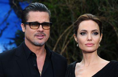 Brad Pitt Seeks Joint Custody Of Children In Divorce From Angelina Jolie | British Vogue