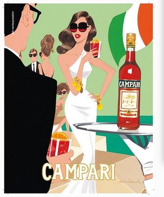 Jordi Labanda Campari Ad. Or me in one year ;)