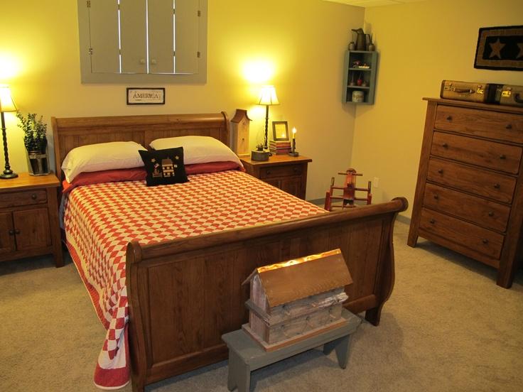 primitive bedroom home matters pinterest beds primitive