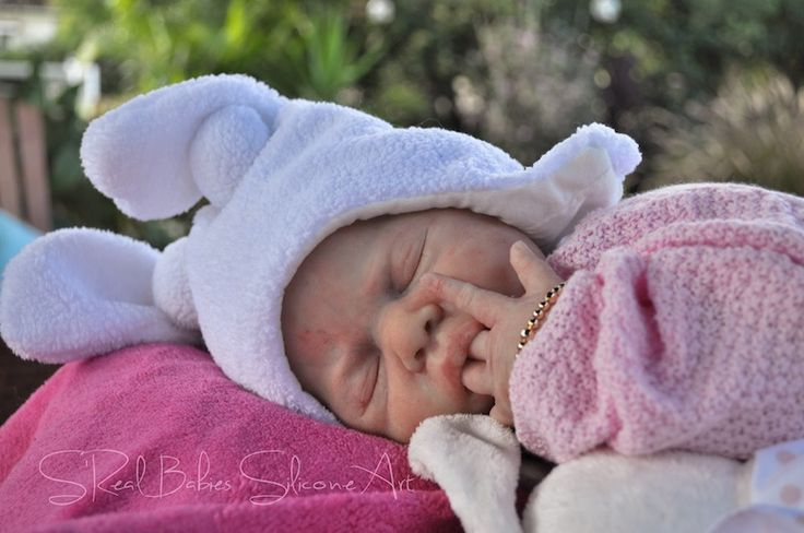 S'Real Babies Full Bodied Silicone Reborn Baby Doll Sculpted BY Selena Saxton | eBay
