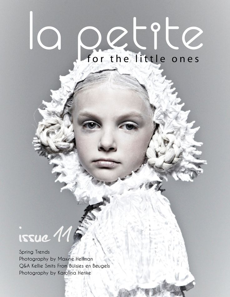 La Petite Issue 11 Out Now! #lapetitemag #kids #editorial