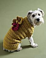 that poor dog...i want to make one!Crochet Pattern