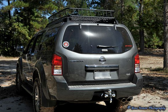 The Nissan Path View Topic Rage Roof Basket Light Bar Install Nissan Pathfinder Roof Basket Nissan