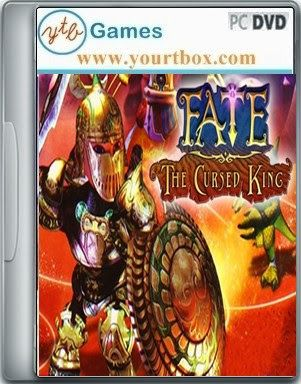 FATE: The Cursed King Game - FREE DOWNLOAD - Free Full Version PC Games and Softwares