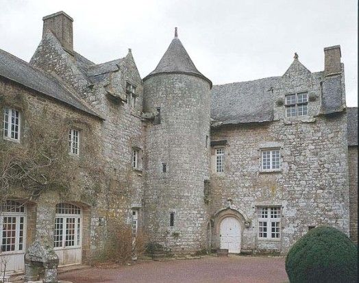 Bretagne - Manoir de Kerleguen - Grand-Champ, Morbihan