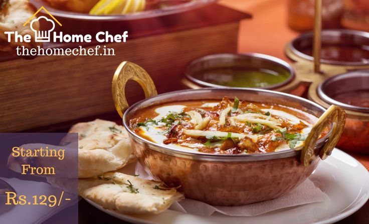Deliciousness is something magical.Enjoy Food from www.thehomechef.in/daily-meals #Foodies #ComfortFood #FoodLovers #IndianFood #OrderFoodOnline #TheHomeChefIndia