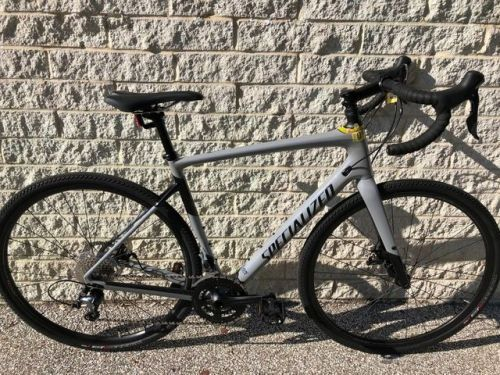 Buy Specialized Diverge Carbon Sport 2018 58cm Future Shock
