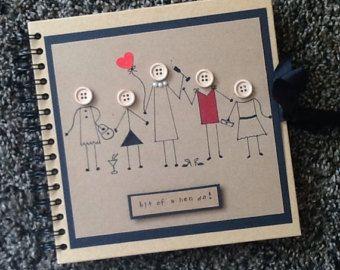 Partie de poule mémoire livre-bridal shower livre-cadeau d'invité pour mariée-bachelorette, livre album-poule - poule week-end-photo album-mariée à être le cadeau