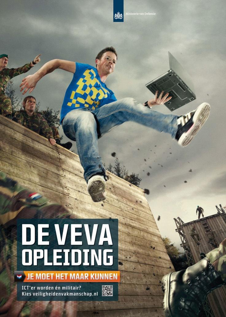 Opleiding VEVA Defensie