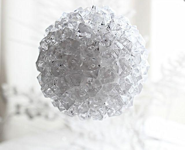 TUTORIAL - Make an Ice Ornament!