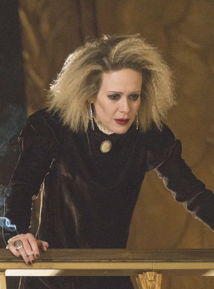 The New American Horror Story Season Just Got Even More Political http://r29.co/2tpQNb1