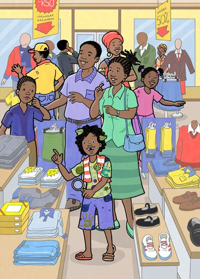 We are currently rendering Vuma level 9 readers for Pearson SA, here are some of them. Vuma is a literacy project aimed at schools and trade.
