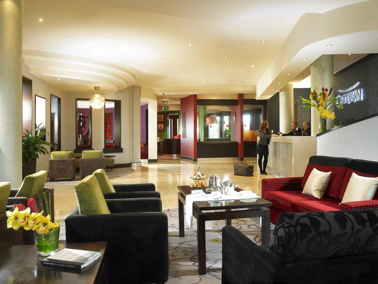 The reception is always the heart of a hotel #Hotels http://www.carltonhotelblanchardstown.com/