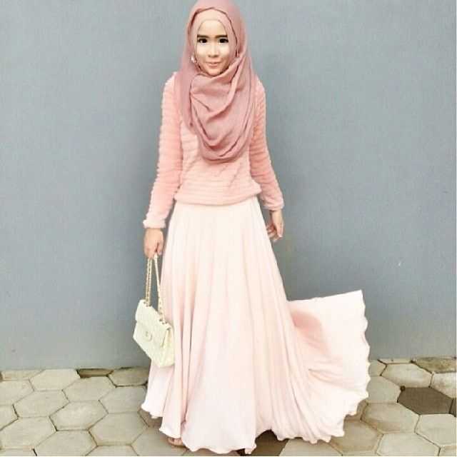 17 Best Images About Muslimah Style On Pinterest Kaftan Style Fashion And Maxi Skirts