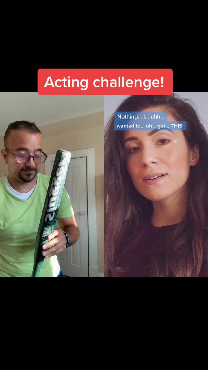 Pin By Anthony Carranza Journalist Ed On Tiktok 2020 Videos Posted Comedy Challenges Acting