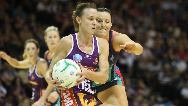 MELBOURNE Vixens proved they can win without Sharelle McMahon and showed the rest of the ANZ Championship how to rattle reigning champions Queensland Firebirds.