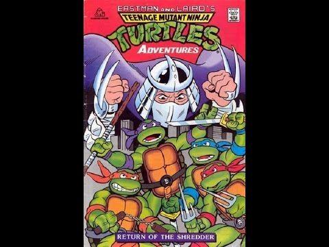 (1990) Teenage Mutant Ninja Turtles: Return of the Shredder