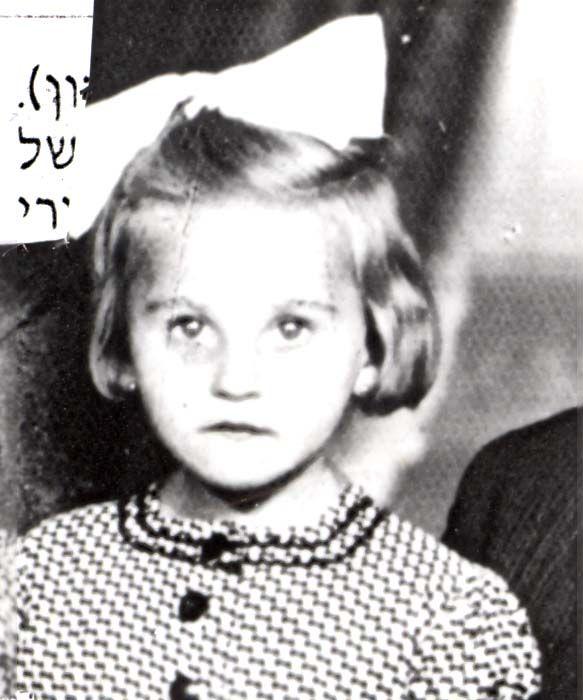 Miriam Goldshtein Miriam was sadly murdered in Auschwitz-Birenkau in 1944 at age 4. She was from Berjov, Romania.