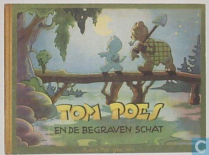 Tom Poes en de begraven schat