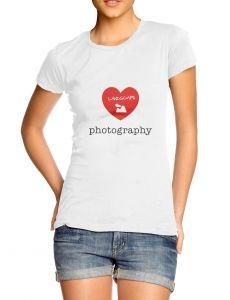 Love Landscape Photo T-shirt for photolovers #thinkandshoot
