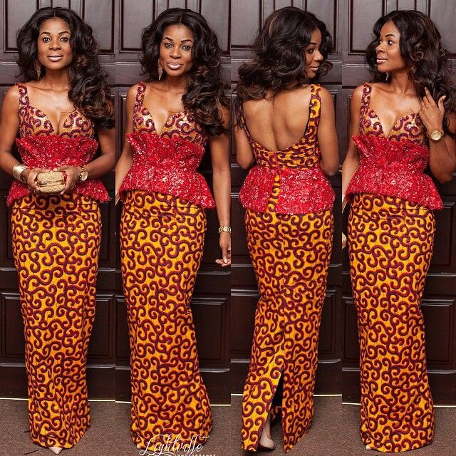 257 Best Ankara Styles And Other African Wears Images On