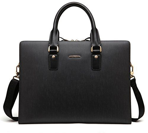 New Trending Briefcases amp; Laptop Bags: BOSTANTEN Leather Lawyers Briefcase Shoulder Laptop Business Bags for Men  Women Black. BOSTANTEN Leather Lawyers Briefcase Shoulder Laptop Business Bags for Men  Women Black  Special Offer: $86.98  166 Reviews Upper Material:Cow Leather Lining Material:Polyester Show Color:Black,Coffee,Blue Weight:1.88 kg (Actual weight varies) Shipping Area:Global Item Model...