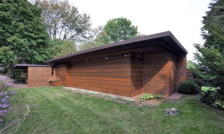 Tour the 10 Frank Lloyd Wright Buildings Nominated as UNESCO World Heritage…