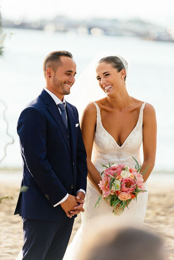Καλοκαιρινος γαμος με παστελ χρωματα - EverAfter