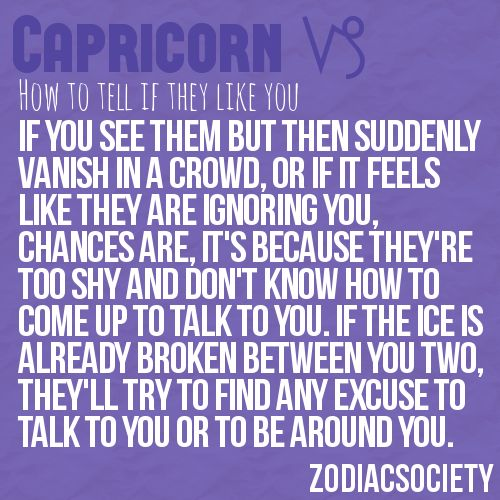 How To Tell If A Capricorn Woman Likes You