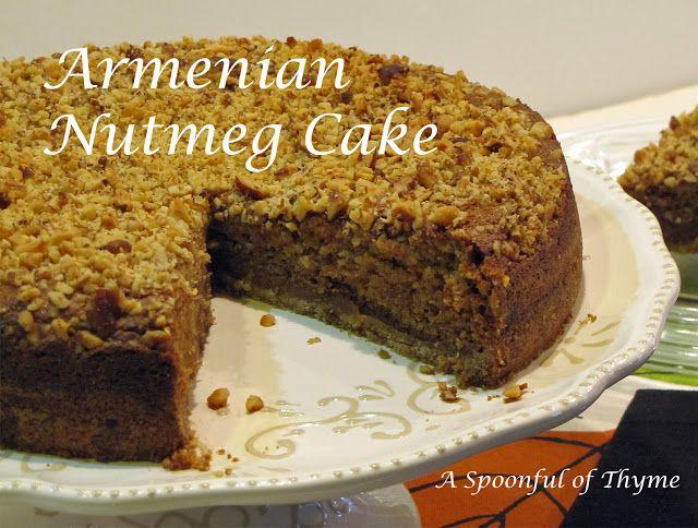 Corner Cafe Cinnamon Creme Cake Recipe