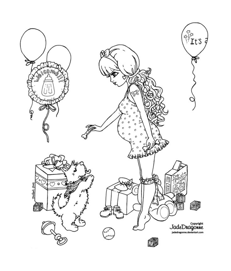 214 best difficult coloring pages images on Pinterest Coloring - copy abc coloring pages for baby shower