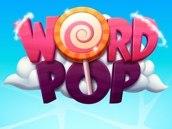 Word Pop Game on Behance
