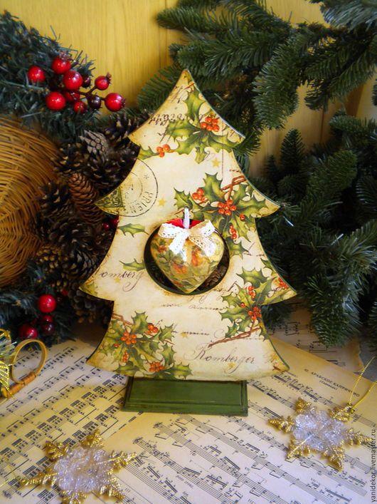 недостатки декупаж картинки новогодние елки мужчины