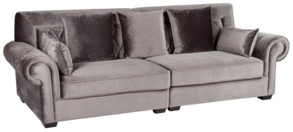 Размер (Ш*В*Г): 260*88*95 Коллекция диванов Naples создана, чтобы удовлетворить любой вкус. Если Вам по душе красочный, слегка гламурный эклектичный интерьер, выберите лиловую обивку, а благородный серый или шоколадно-коричневый цвета станут отличным решением среди ярких деталей Вашего интерьера. Простроченная по диагонали внутренняя сторона спинки – явный реверанс дизайнеров в сторону непревзойденной Коко Шанель – создает отдельный шарм. Если это в Вашем стиле, просто определитесь с…