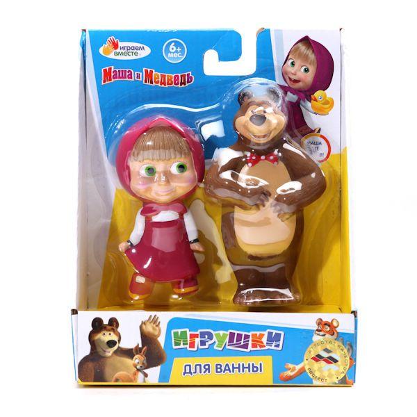 Masha and the Bear SET FOR SWIMMING, Masha DOLL, toys #IGRAEMVMESTE