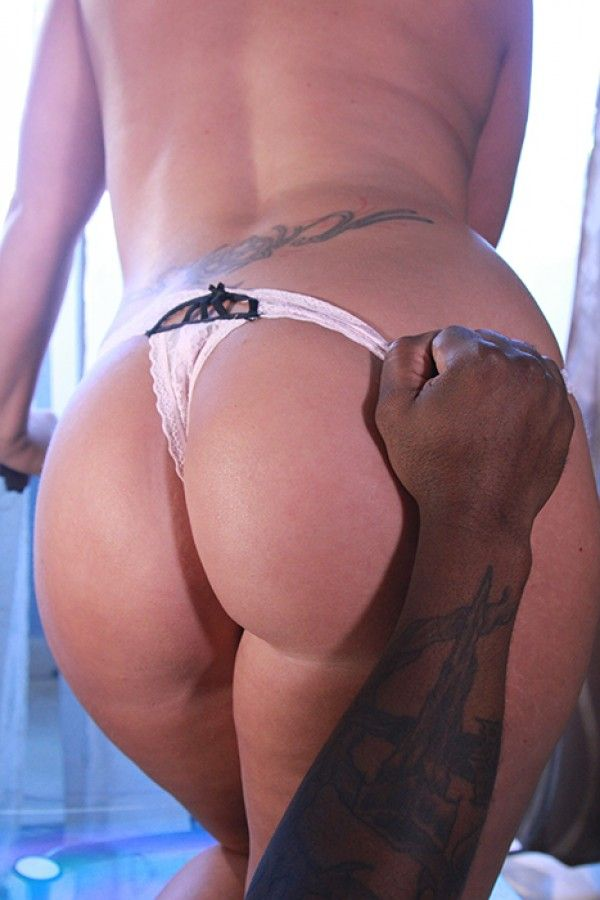 Squatting ass hole out