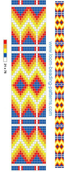 Beaded Hat Band Patterns | Beaded Hat Band Patterns Free