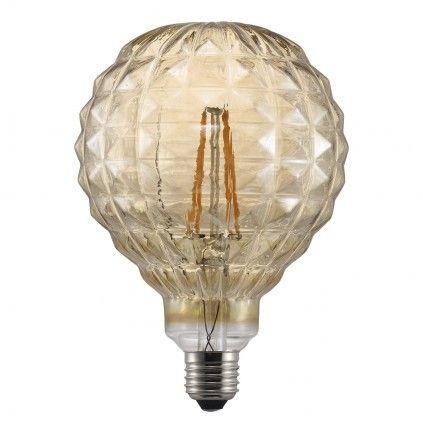 Amazing Nordlux Avra Square E LED Leuchtmittel lm W K Amber Filament